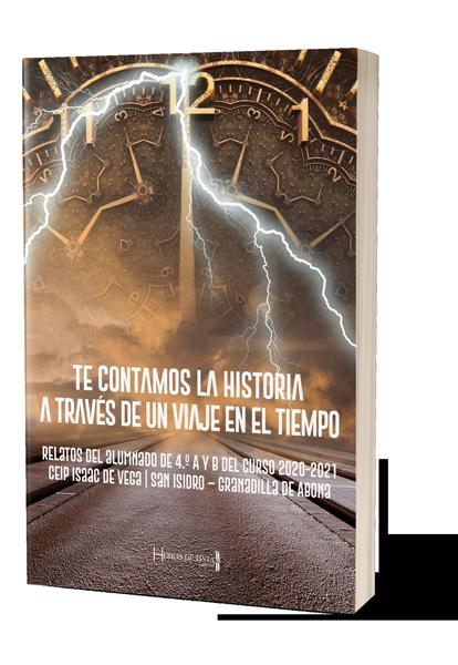 Te contamos la historia... Autopublicacion Hebras de Tinta